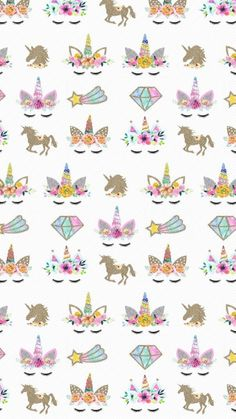 wallpaper for unicorn fans Handy Wallpaper, Cellphone Wallpaper, Mobile Wallpaper, Wallpaper Backgrounds, Iphone Wallpaper, Unicorn Illustration, Bottle Cap Images, Magical Unicorn, Photo Wall Collage