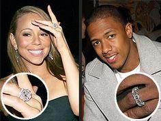 Mariah Carey Nick Cannon Tattoo | Nick Cannon and Mariah Carey's tattoos.