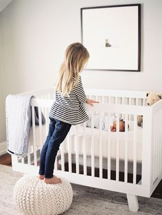 GreyLikesBaby | Simply Perfect Nursery & Siblings Photo