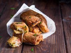 I cordon bleu di zucchine allo speck sono uno sfizioso e originale finger food da gustare caldo e filante! Ecco tutti i suggerimenti per prepararle alla perfezione.