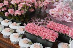 Festa | Flores do Jardim | Decoração