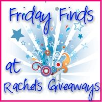 Friday Finds Weekly Giveaway Linky: List Your Giveaways & Sweepstakes & Enter to Win!