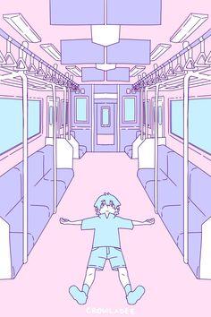 Inspirational ideas for kawaii wall paper pastel aesthetic Aesthetic Colors, Aesthetic Art, Aesthetic Anime, Arte Do Kawaii, Kawaii Art, Kawaii Anime, Aesthetic Pastel Wallpaper, Aesthetic Wallpapers, Animes Wallpapers