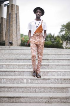 Watch: SPICE Street Style – the Best Looks from Lagos Fashion & Design Week 2014 | Welcome to SPICE TV | Africa's Fashion & Lifestyle Channel