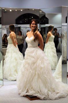 wedding dresses on real women - Google Search