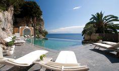 Grand Hotel Convento di Amalfi: infinity pool y vistazas