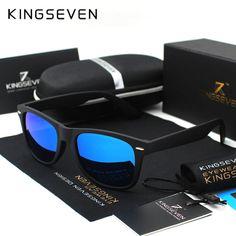 Kingseven Revo Rivestimento Degli Uomini Occhiali Da Sole Donne polarizzato Guida Specchio Occhiali Maschio occhiali Da Sole Punti Donne Oculos de sol femminile