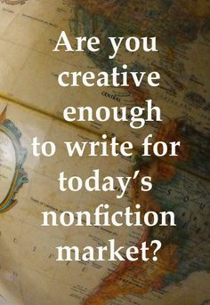 Read this post to discover what creative fiction is . . . and what it isn't. #writing