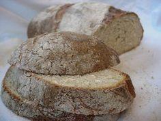 Bauernbrot - German Farmer's Bread