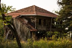 wooden house , sinop