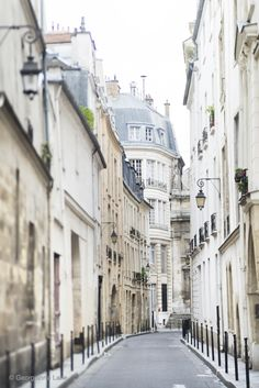 Paris, by Georgianna Lane