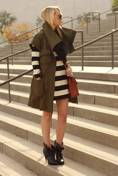 New Spring/Summer Fashion Trend – Stripes