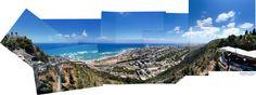 Bat-Galim, Haifa, from the Stella Maris viewpoint (2014)