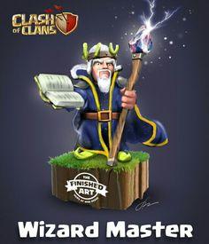 Coc wizard master