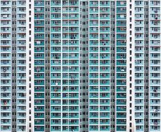 Urban Barcode is a photographic series shot in one of the most over-populated cities in the world, Hong Kong by Manuel Irriter