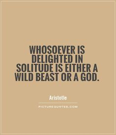 solitude quotes solitude sayings solitude picture quotes People Quotes, Me Quotes, Motivational Quotes, Inspirational Quotes, Solitude Quotes, Aristotle Quotes, Daily Wisdom, Pep Talks, Truth Hurts