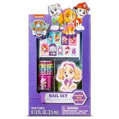 Assorted Paw Patrol/My Little Pony Kids Fashion Nail Set