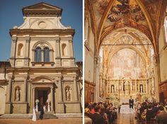 Wow Tuscany Church Wedding Photographer Ed Peers