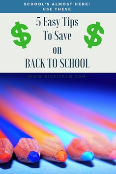 5 Tips To Save On Ba