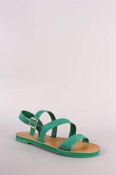 Bamboo Suede Strappy Open Toe Flat Sandal Lace Up Sandals, Strappy Sandals, Flat Sandals, Gladiator Sandals, Shoes Sandals, Open Toe Flats, Fashion Sandals, Designing Women, Bamboo