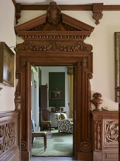 A surviving collection of personal letters sheds a fascinating light on life. John Goodall examines the development of Thrumpton Hall. Belton House, Beautiful Interiors, Victorian Homes, Country Life, Creative Inspiration, Architecture Design, Shed, Home And Garden, House Design