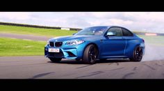 The new BMW M2 Coupé at Anglesey Circuit