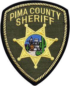 Pima county Sheriff AZ