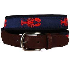 Lobster belt