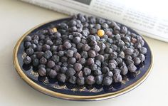 Black chickpeas. Hummus, Blueberry, Fruit, Food, Homemade Hummus, Blueberries, Meal, The Fruit, Eten