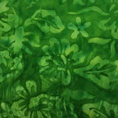 Majestic Batiks - SPD-324 Green
