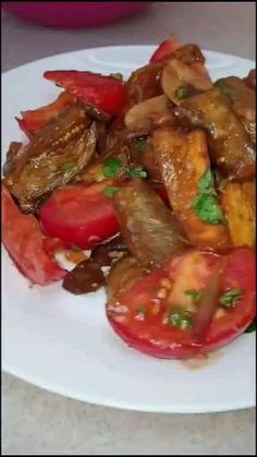 Veggie Dishes, Vegetable Recipes, Beef Recipes, Vegetarian Recipes, Cooking Recipes, Healthy Recipes, Kfc Chicken Recipe, Pasta Dinner Recipes, Food Hacks