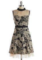Ryu Botanical Banquet Dress | Mod Retro Vintage Dresses | ModCloth.com