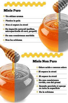 Come distinguere il miele falso da quello puro | Rimedio Naturale | Bloglovin'