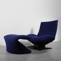 Located using retrostart.com > Wave Lounge Chair by Peter van der Ham for Artifort