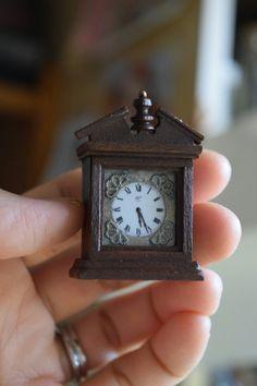 時計屋さん 完成 の画像|yuki*のブログ