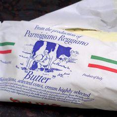 Butters: parmigiano Reggiano butter at igourmet.com - Gourmet Gifts via www.americasmall.com/igourmet-gifts