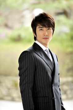 Song Seung Hun - He's so handsome!  Great actor too!!!