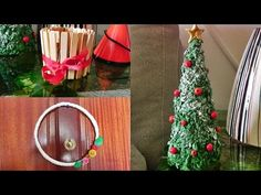 DIY DECOR XMAS: 3 ideas fáciles, rápidas & low cost para decorar tu casa...