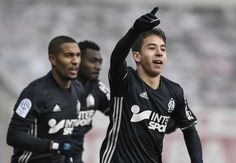 The 19-year-old playmaker is enjoying a brilliant debut campaign in Ligue 1 and has received high praise from the most esteemed Frenchman of all
