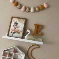 eymayshop shared a new photo on Etsy Nursery Crib, Elephant Nursery, Baby Elephant, Pom Pom Mobile, Felt Mobile, Totoro Nursery, Boys Bedroom Colors, Felt Baby, Natural Baby