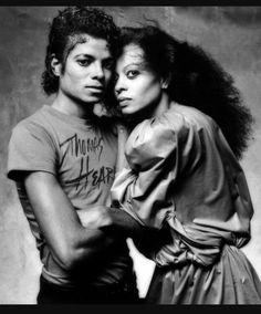 MJ & Diana