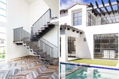 That floor and those stairs! Bethany Nauert