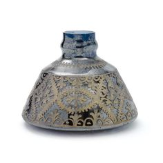 Antiqued Haute Glass Bowl