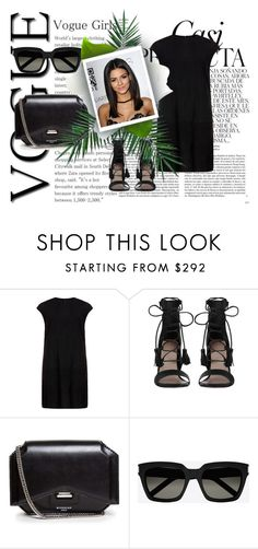 """""""Untitled #478"""" by sophiatsunis on Polyvore featuring Whiteley, MuuBaa, Zimmermann, Givenchy, Yves Saint Laurent and Nika"""