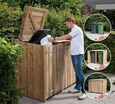 Dubbele Containerkast | Sierbestrating Jonk