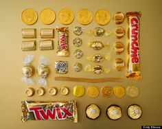 PHOTOS: When Candy Becomes Eye Candy