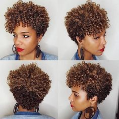 This cut is too cute✂ Cant believe this is a crochet style @truvanity_ x @curlkalon ➰ #voiceofhair voiceofhair.com