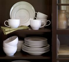 Great White Traditional Dinnerware