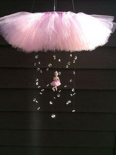 Ballerina baby mobile crystal baby mobile by JennabooBoutique Ballerina Nursery, Baby Ballerina, Baby Shower Deco, Baby Shower Gifts, Jupe Tutu Rose, Baby F, Baby Boys, Cinderella Art, Pink Mobile