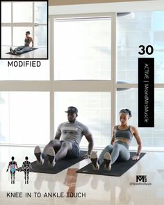 Hiit Workout Videos, Full Body Hiit Workout, Hiit Workout At Home, Gym Workout For Beginners, Gym Workout Tips, Fitness Workout For Women, Fitness Workouts, Workout Challenge, At Home Workouts